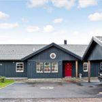 Правильно создаем дизайн синего дома