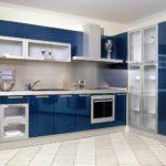 Примеры дизайна синей квартиры