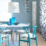 Решение для создания дизайна синей квартиры