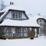 Серый дом и его дизайн