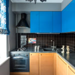 Синяя квартира