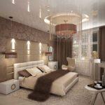 Создаем дизайн коричневой квартиры