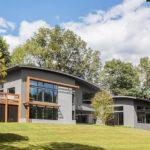 Создаем дизайн серого дома