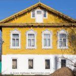 Создаем дизайн желтого дома