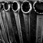 Типы гаечных ключей для дома