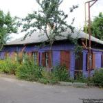 Вариант фиолетового дома