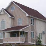Выбираем дизайн бежевого дома