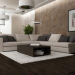Выбираем дизайн коричневой квартиры