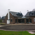 Выбираем коричневый цвет дизайна дома