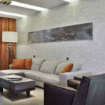 дизайн серой квартиры