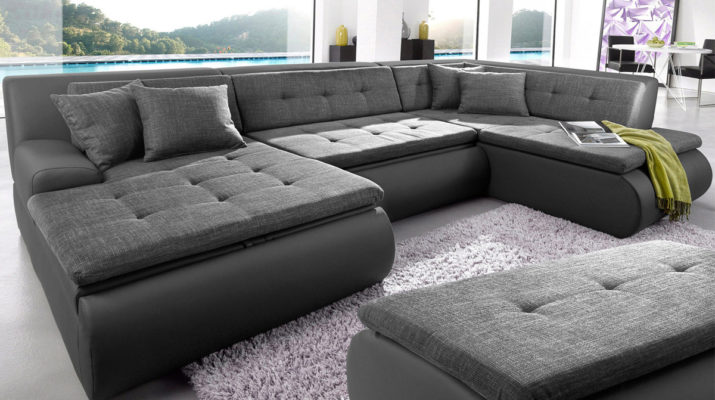 6 советов по выбору дивана для большой семьи