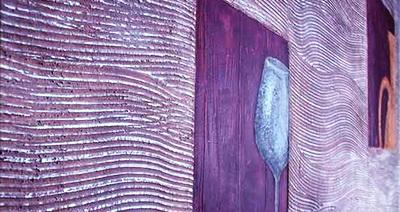 Акриловая штукатурка - многообразие рельефного покрытия