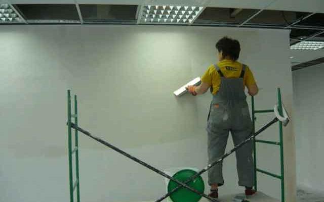 Дефекты образующие при окраске стен и способы их устранения