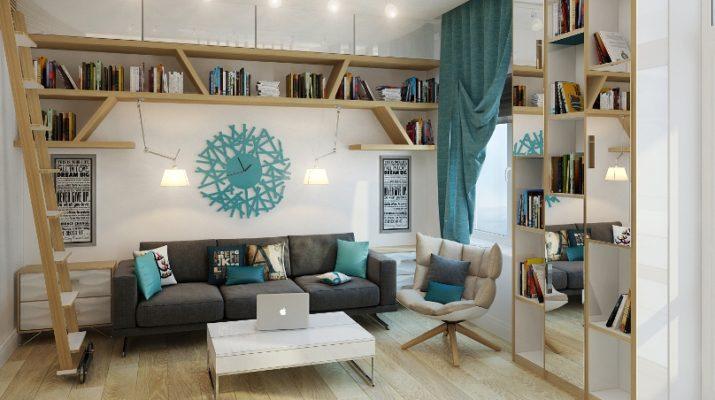 Дизайн интерьера – уроки стиля и цветовых решений