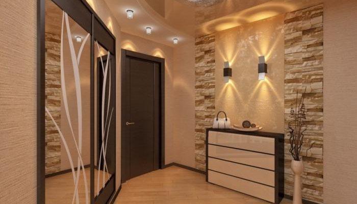 Дизайн прихожей комнаты