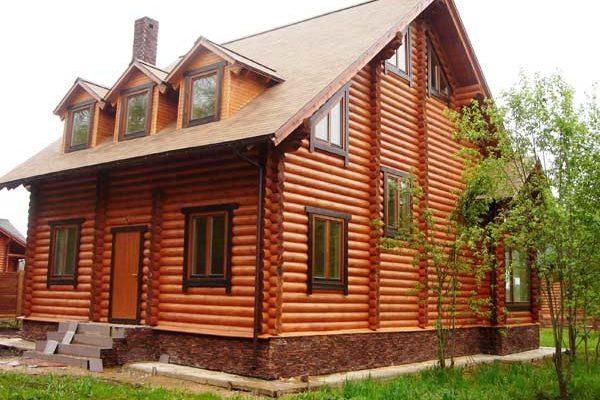 Электрическая проводка в деревянных домах
