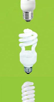 Энергосберегающие и светодиодные лампы
