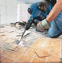 Этапы работ по выполнению ремонта в ванной комнате