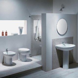 Фарфор или фаянс – выбираем материал для ванной комнаты