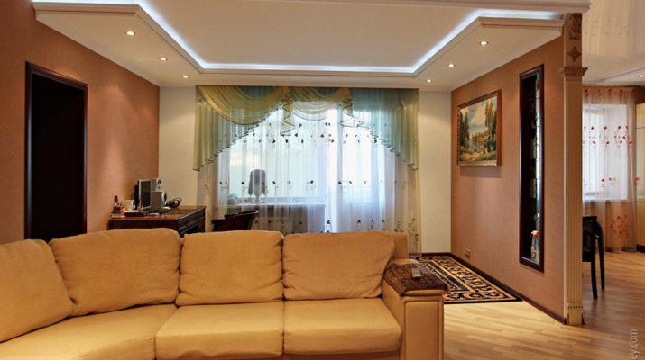 Интерьер квартиры, дома, офиса