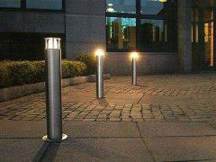 Использование светодиодных светильников в ландшафтном освещении