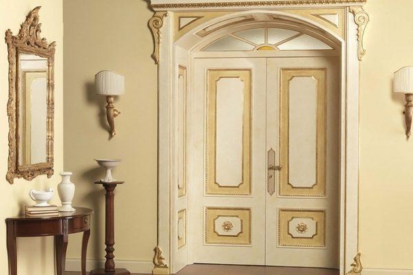 Итальянские двери – воплощение моды и стиля в элегантном дизайне