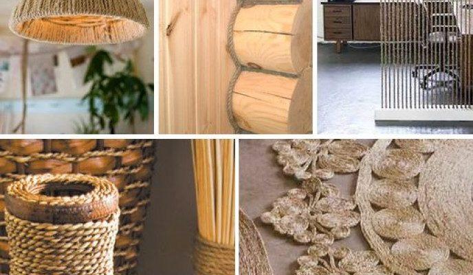 Как необычно и стильно украсить дом