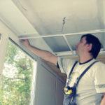 Как отделать потолок. Преимущества пластикового потолка
