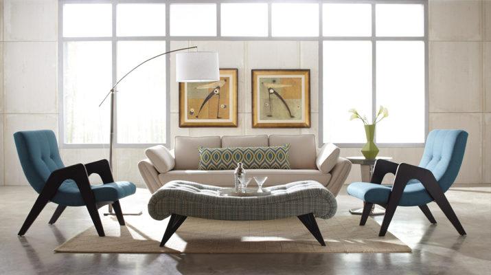 Как подобрать и поставить кресла и диван в комнате