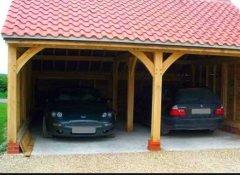 Как построить гараж и не затратить много средств