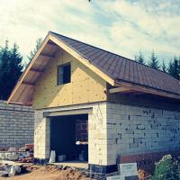 Как приступить к строительству гаража