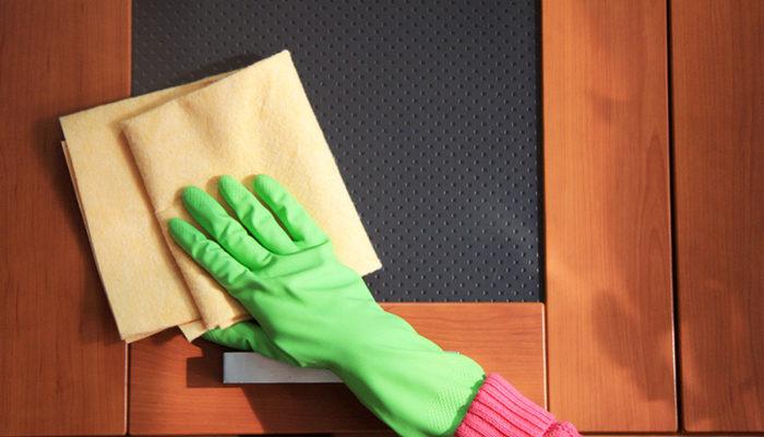 Как ухаживать за корпусной мебелью