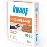 Knauf Goldband — Выбор профессионала