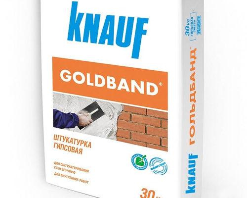 Knauf Goldband - Выбор профессионала