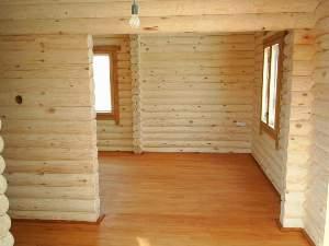 Конструкция из древесины