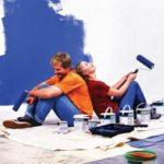 Малярные работы при ремонте квартиры