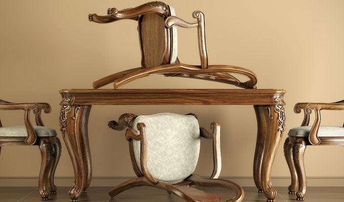 Мебель из лозы против мебели из ротанга