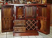 Мебель из тика - качество, надежность и долголетие