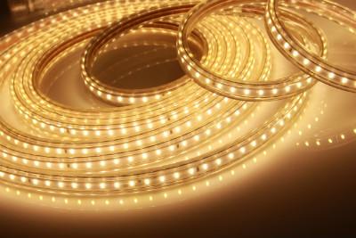 Мощность светодиодной ленты на метр