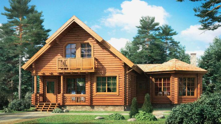 Можно ли начинать строительство деревянных домов зимой