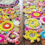 Несколько небанальных идей для создания коврика