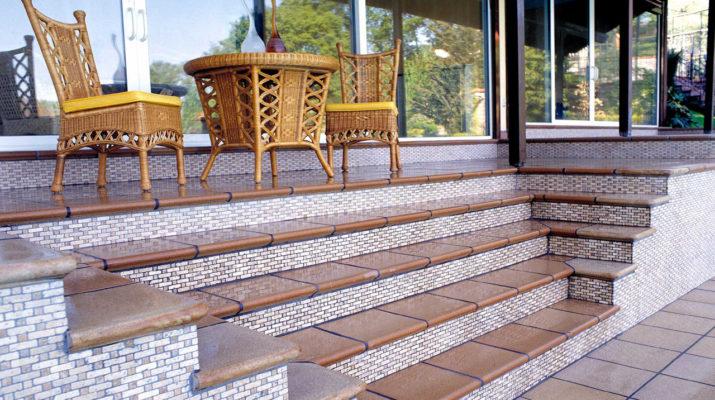 Основные особенности применения керамической плитки