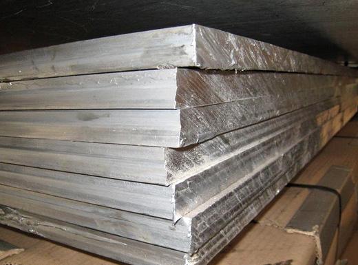 Основные виды алюминиевых плит и их применение