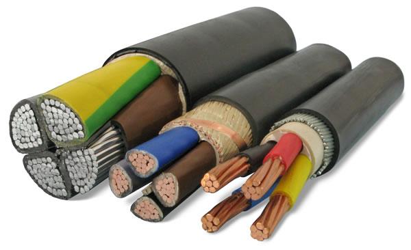 Особенности применения силовых кабелей