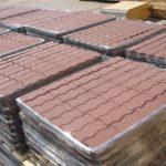 Особенности производства трутуарной плитки — брусчатки