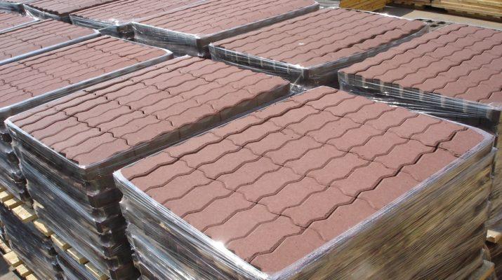 Особенности производства трутуарной плитки - брусчатки