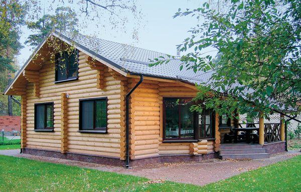 Почему цены на деревянные дома растут