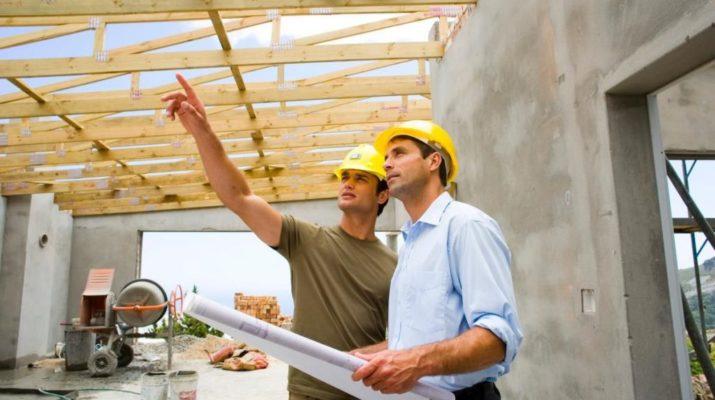 Подбор подрядчика для проведения строительства