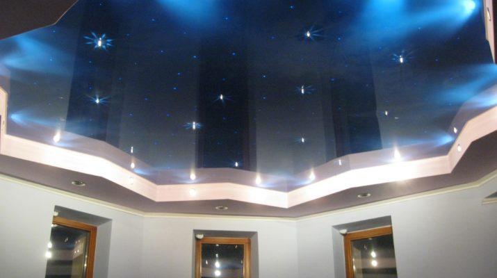 Подвесные потолки в жилых помещениях