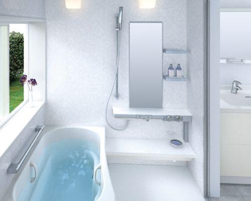 Поговорим о том, как визуально расширить пространство ванной